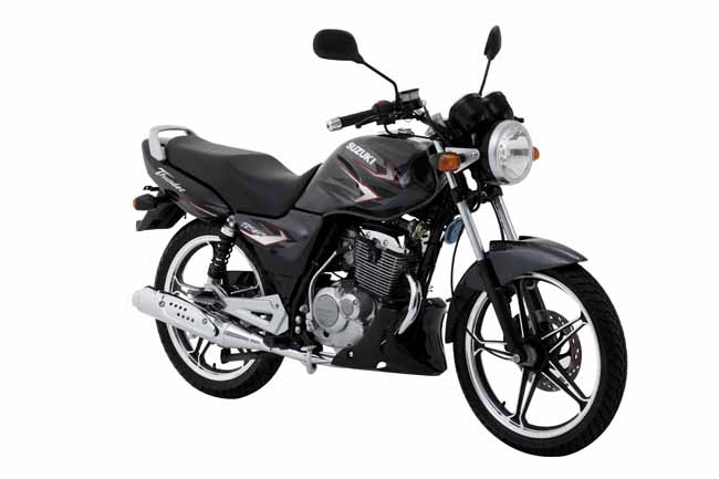 Suzuki Thunder  In Pakistan